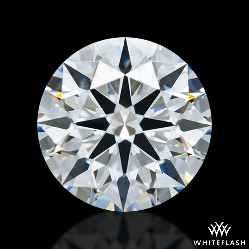 0.936 ct E VS1 A CUT ABOVE® Hearts and Arrows Super Ideal Round Cut Loose Diamond