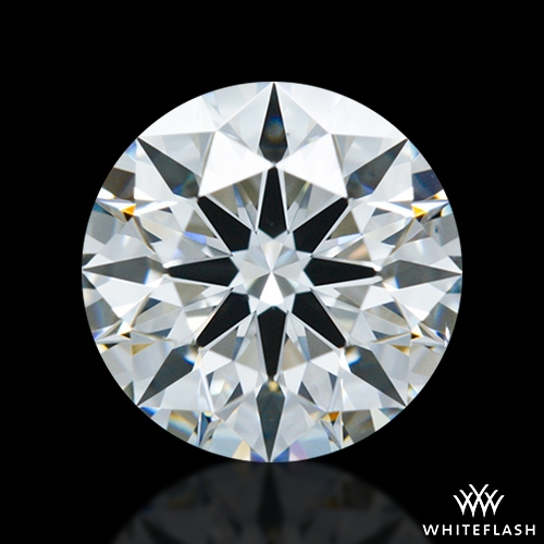 0.946 ct G VS1 A CUT ABOVE® Hearts and Arrows Super Ideal Round Cut Loose Diamond