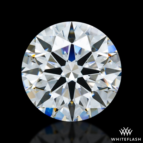 1.211 ct D IF A CUT ABOVE® Hearts and Arrows Super Ideal Round Cut Loose Diamond