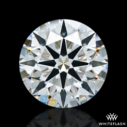 1.307 ct I VS1 A CUT ABOVE® Hearts and Arrows Super Ideal Round Cut Loose Diamond