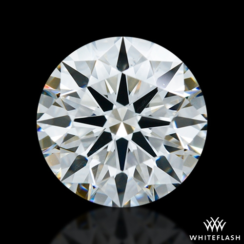 1.335 ct I VS2 A CUT ABOVE® Hearts and Arrows Super Ideal Round Cut Loose Diamond