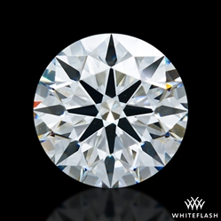1.371 ct F VS1 A CUT ABOVE® Hearts and Arrows Super Ideal Round Cut Loose Diamond