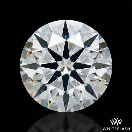 1.566 ct G VS2 A CUT ABOVE® Hearts and Arrows Super Ideal Round Cut Loose Diamond