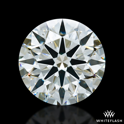 1.715 ct K VS2 A CUT ABOVE® Hearts and Arrows Super Ideal Round Cut Loose Diamond