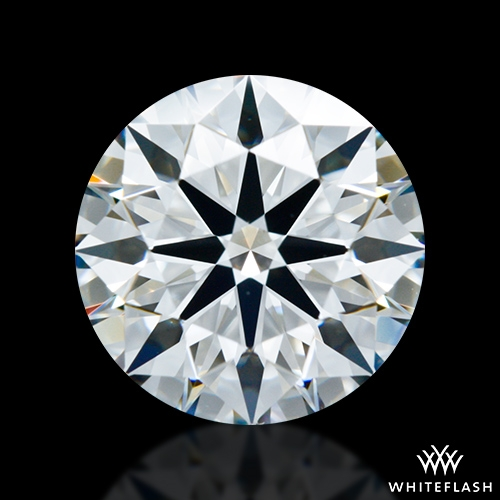 1.726 ct H VS1 A CUT ABOVE® Hearts and Arrows Super Ideal Round Cut Loose Diamond