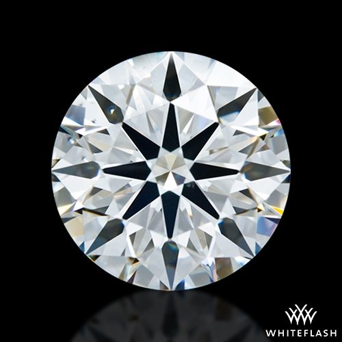 1.803 ct H VS2 A CUT ABOVE® Hearts and Arrows Super Ideal Round Cut Loose Diamond