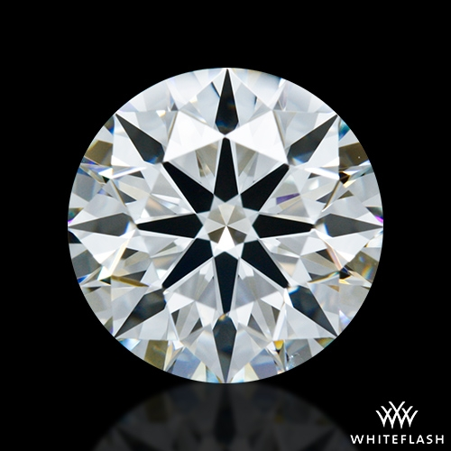 1.818 ct H VS2 A CUT ABOVE® Hearts and Arrows Super Ideal Round Cut Loose Diamond