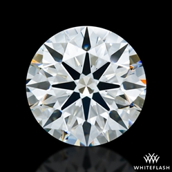 1.844 ct H VS1 A CUT ABOVE® Hearts and Arrows Super Ideal Round Cut Loose Diamond