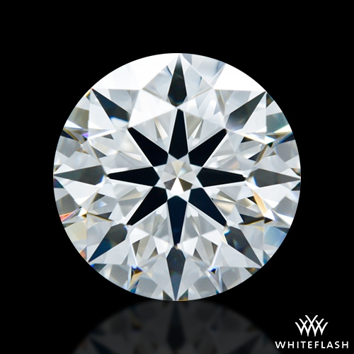 1.91 ct I VS2 A CUT ABOVE® Hearts and Arrows Super Ideal Round Cut Loose Diamond