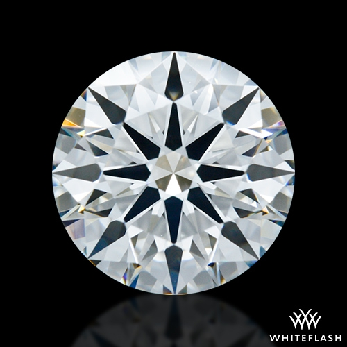 1.902 ct H VS2 A CUT ABOVE® Hearts and Arrows Super Ideal Round Cut Loose Diamond