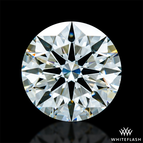 1.015 ct G VS1 A CUT ABOVE® Hearts and Arrows Super Ideal Round Cut Loose Diamond