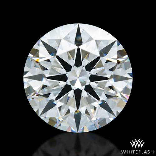 0.83 ct F VS2 A CUT ABOVE® Hearts and Arrows Super Ideal Round Cut Loose Diamond