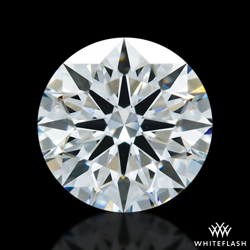 0.701 ct G VS2 A CUT ABOVE® Hearts and Arrows Super Ideal Round Cut Loose Diamond