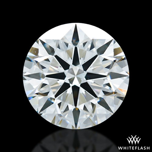 2.01 ct I VS1 A CUT ABOVE® Hearts and Arrows Super Ideal Round Cut Loose Diamond