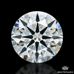 1.762 ct J VS2 A CUT ABOVE® Hearts and Arrows Super Ideal Round Cut Loose Diamond