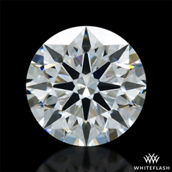 0.61 ct G VS2 A CUT ABOVE® Hearts and Arrows Super Ideal Round Cut Loose Diamond