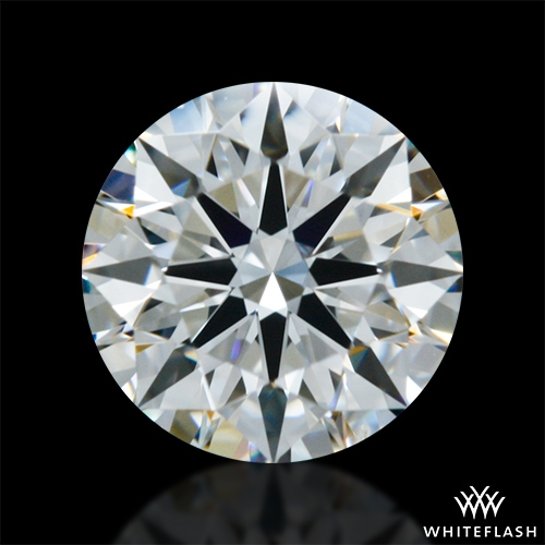 0.552 ct F SI1 Expert Selection Round Cut Loose Diamond