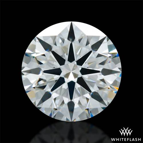 0.70 ct G VS1 A CUT ABOVE® Hearts and Arrows Super Ideal Round Cut Loose Diamond