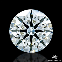 0.532 ct F VS1 A CUT ABOVE® Hearts and Arrows Super Ideal Round Cut Loose Diamond