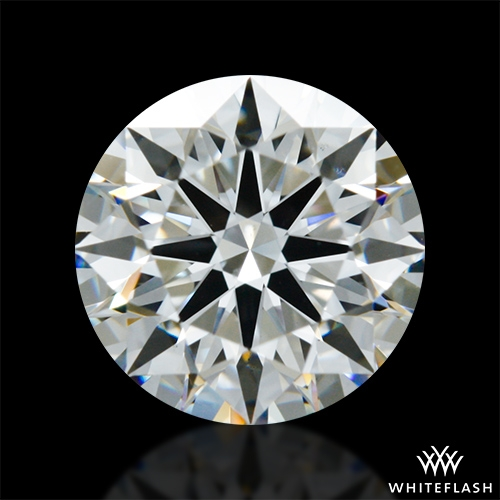 1.06 ct G VS2 A CUT ABOVE® Hearts and Arrows Super Ideal Round Cut Loose Diamond