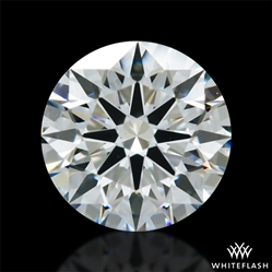 0.763 ct G VS1 A CUT ABOVE® Hearts and Arrows Super Ideal Round Cut Loose Diamond
