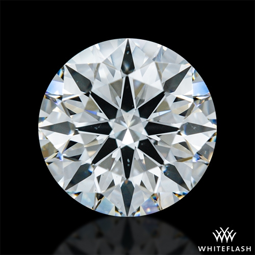 1.505 ct F VS2 A CUT ABOVE® Hearts and Arrows Super Ideal Round Cut Loose Diamond