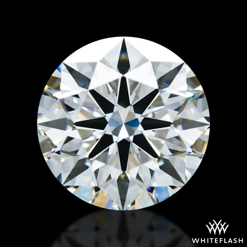 0.821 ct G VVS1 A CUT ABOVE® Hearts and Arrows Super Ideal Round Cut Loose Diamond