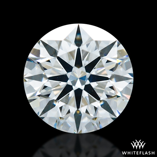 0.90 ct G VS2 A CUT ABOVE® Hearts and Arrows Super Ideal Round Cut Loose Diamond