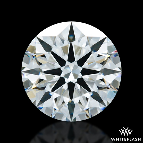0.964 ct H VS2 A CUT ABOVE® Hearts and Arrows Super Ideal Round Cut Loose Diamond