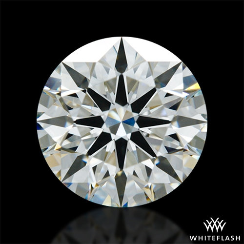 1.432 ct I VS1 A CUT ABOVE® Hearts and Arrows Super Ideal Round Cut Loose Diamond