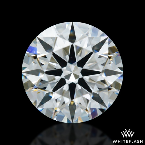 0.70 ct G VS2 A CUT ABOVE® Hearts and Arrows Super Ideal Round Cut Loose Diamond