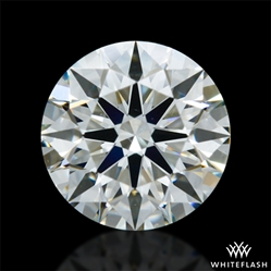 0.504 ct I SI1 A CUT ABOVE® Hearts and Arrows Super Ideal Round Cut Loose Diamond