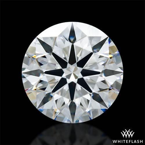 1.256 ct D VVS2 A CUT ABOVE® Hearts and Arrows Super Ideal Round Cut Loose Diamond