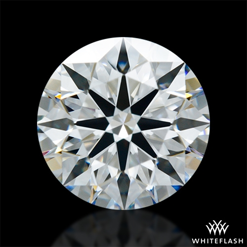 1.256 ct D VVS2 A CUT ABOVE® Hearts and Arrows Super Ideal Round Cut Loose Diamond