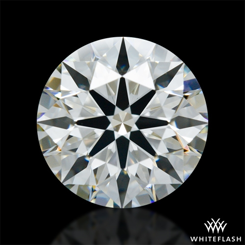 1.26 ct I VS1 A CUT ABOVE® Hearts and Arrows Super Ideal Round Cut Loose Diamond