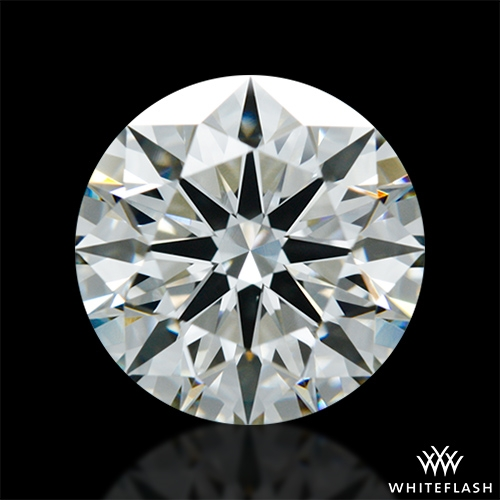 1.601 ct H VS1 A CUT ABOVE® Hearts and Arrows Super Ideal Round Cut Loose Diamond