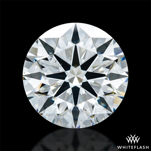 1.694 ct H SI1 A CUT ABOVE® Hearts and Arrows Super Ideal Round Cut Loose Diamond