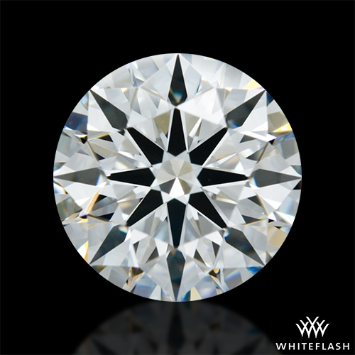 1.558 ct G VS1 A CUT ABOVE® Hearts and Arrows Super Ideal Round Cut Loose Diamond