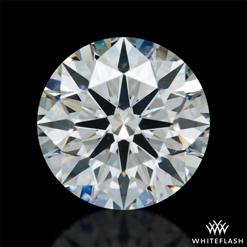 1.581 ct H SI1 Expert Selection Round Cut Loose Diamond
