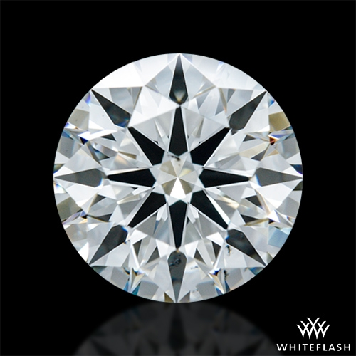 1.693 ct I VS2 A CUT ABOVE® Hearts and Arrows Super Ideal Round Cut Loose Diamond
