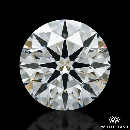 1.762 ct H VS2 A CUT ABOVE® Hearts and Arrows Super Ideal Round Cut Loose Diamond