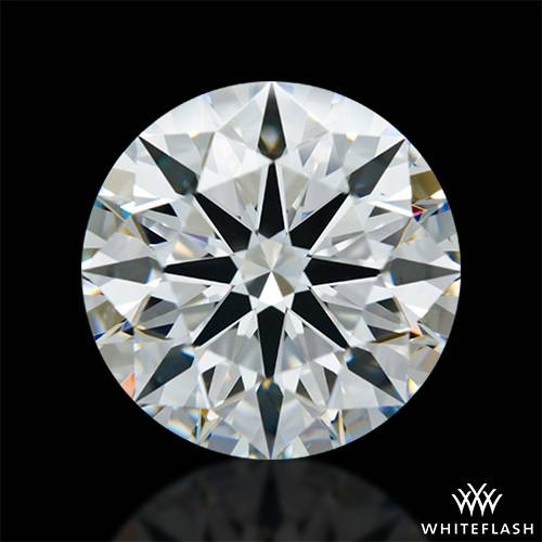 2.755 ct G VS1 A CUT ABOVE® Hearts and Arrows Super Ideal Round Cut Loose Diamond