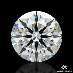1.028 ct F VVS2 A CUT ABOVE® Hearts and Arrows Super Ideal Round Cut Loose Diamond