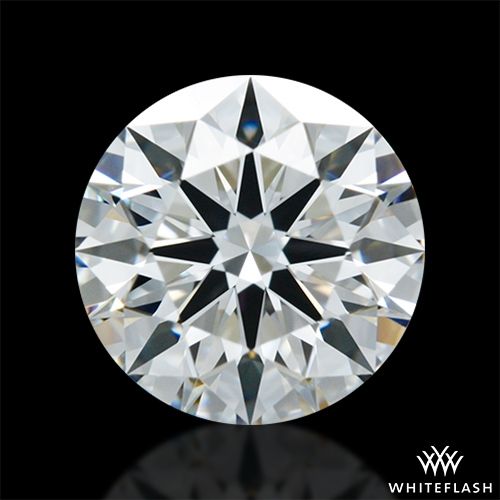 1.154 ct F VVS1 A CUT ABOVE® Hearts and Arrows Super Ideal Round Cut Loose Diamond