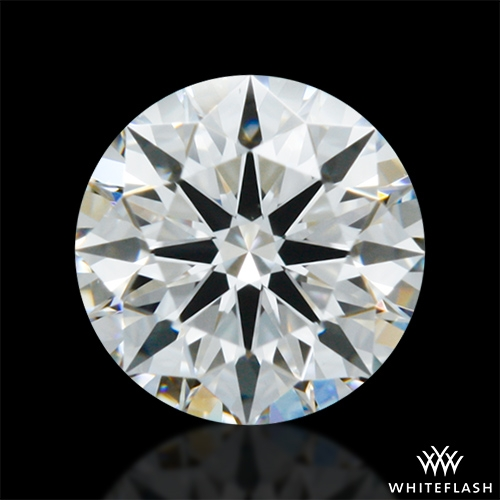 0.416 ct F VVS2 Expert Selection Round Cut Loose Diamond
