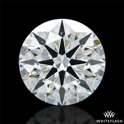 0.532 ct E VVS2 A CUT ABOVE® Hearts and Arrows Super Ideal Round Cut Loose Diamond