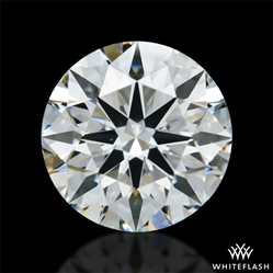 0.611 ct F VVS2 Expert Selection Round Cut Loose Diamond