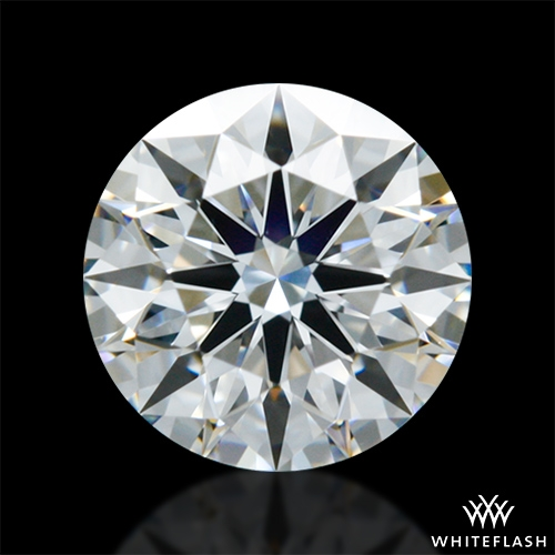 0.627 ct D VVS2 A CUT ABOVE® Hearts and Arrows Super Ideal Round Cut Loose Diamond