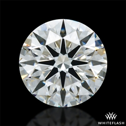 0.703 ct F VVS2 A CUT ABOVE® Hearts and Arrows Super Ideal Round Cut Loose Diamond
