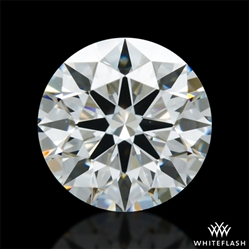 0.723 ct G VVS2 A CUT ABOVE® Hearts and Arrows Super Ideal Round Cut Loose Diamond